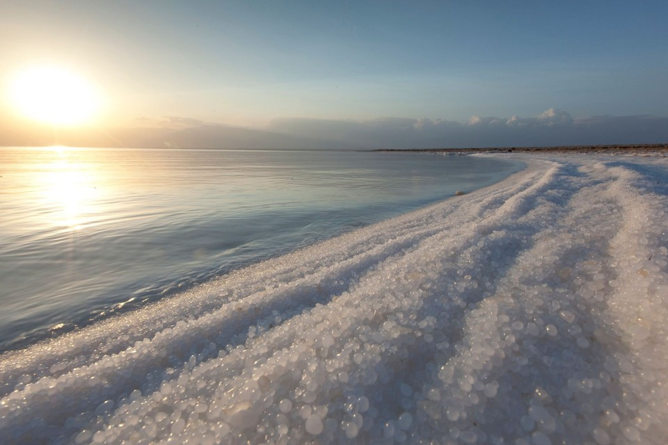 Мертвое море. Фото: Итамар Гринберг