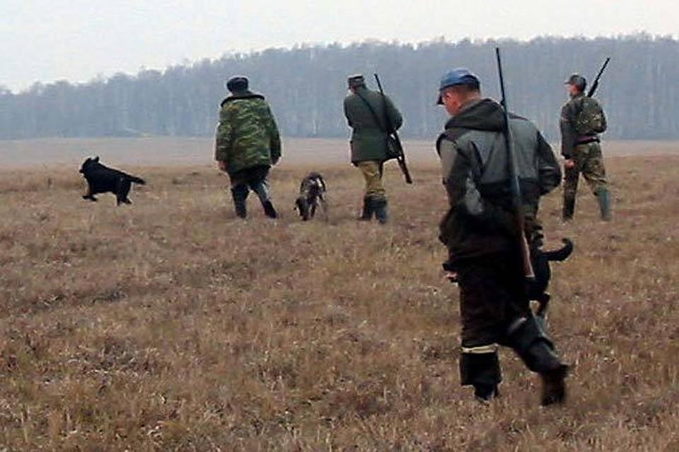 Охотники могут отправиться за пушным зверем.