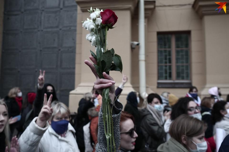 Следим, что происходит в Беларуси 8 ноября