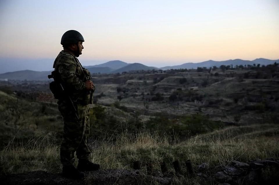 Стороны договорились о прекращении огня в Нагорном Карабахе с полуночи 10 ноября.
