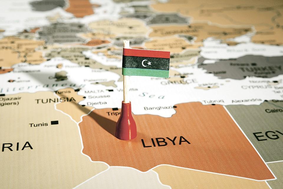 США и Англия стояли насмерть, не допуская СССР в Ливию.