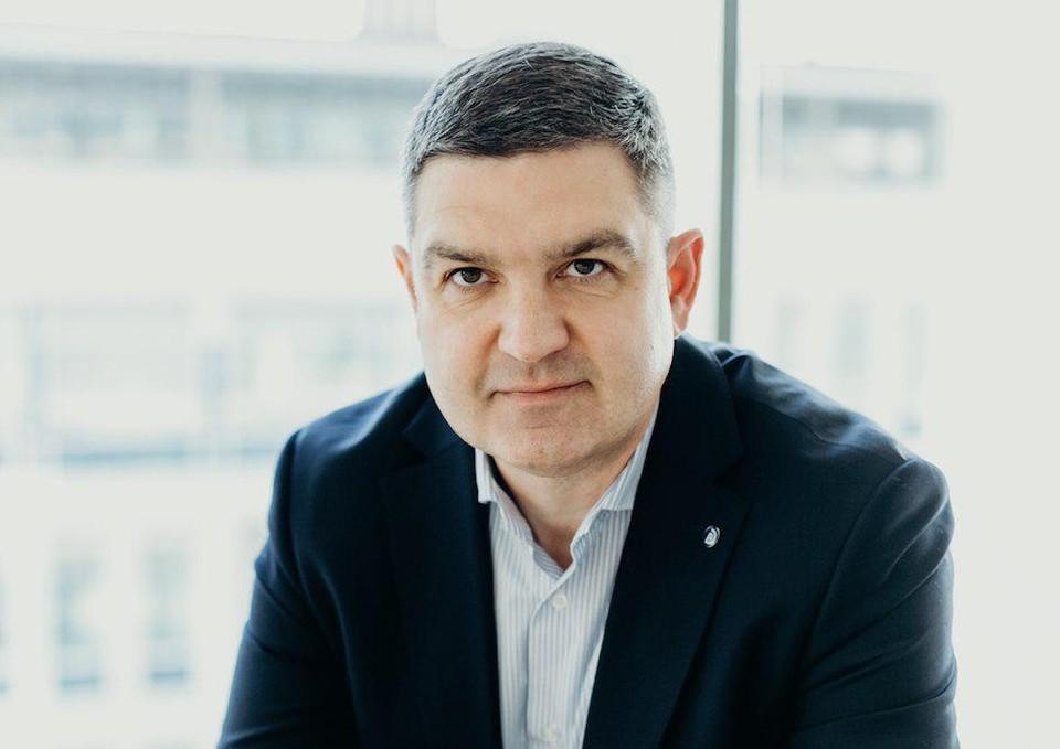 Генеральный директор iHerb в России Илья Микин