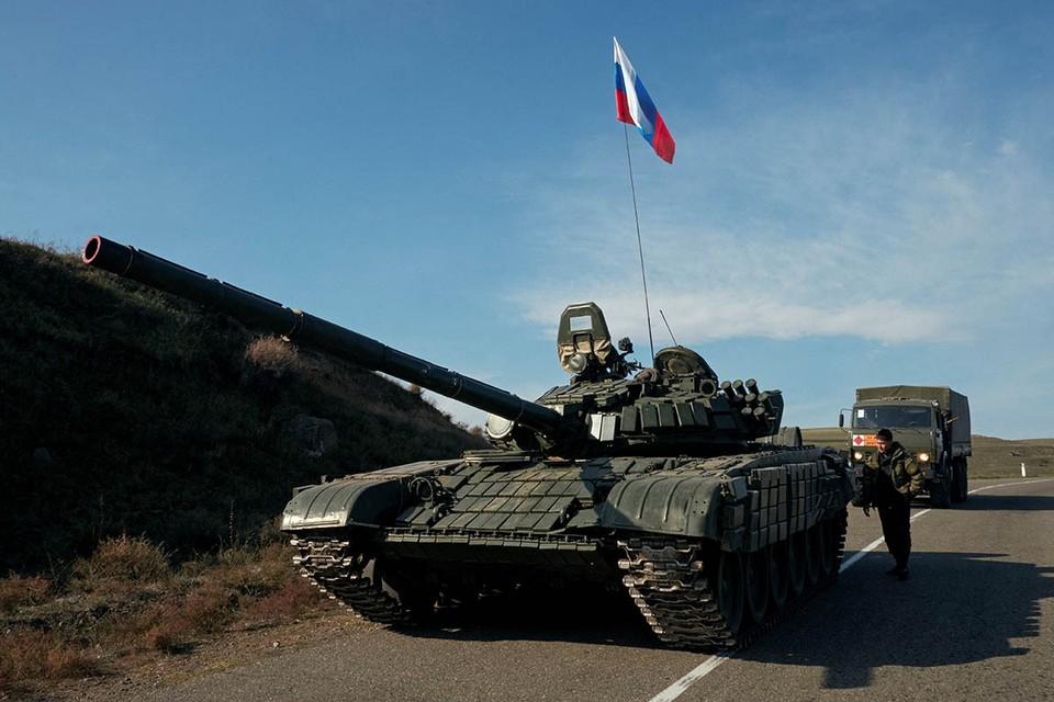 Миротворцев Россия ввела в Карабах вовремя. Иначе бы там была бы катастрофа