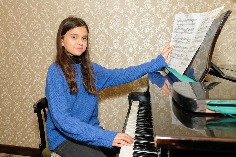София Феськова 29 ноября представит Россию на конкурсе Детское Евровидение 2020.