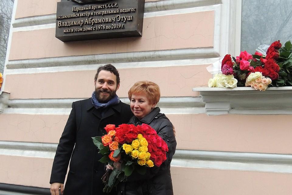Как рассказала вдова артиста Елена Этуш, Филипп Трушин отнесся к работе очень ответственно