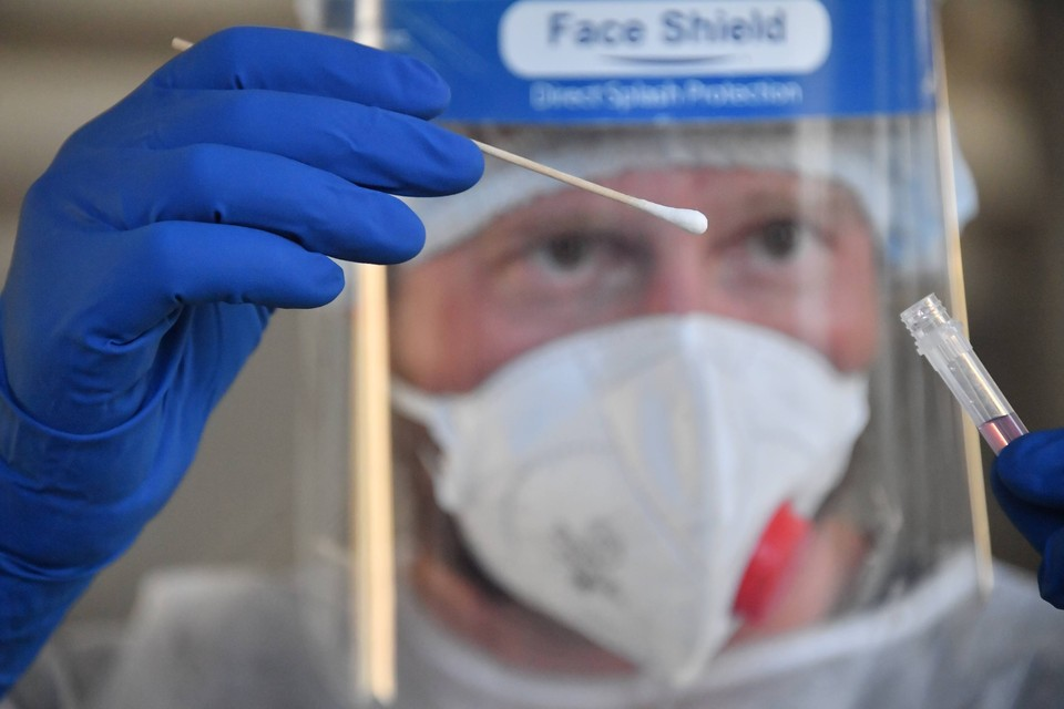 За последние сутки в России выявлено более 22 тысяч заразившихся коронавирусной инфекцией.