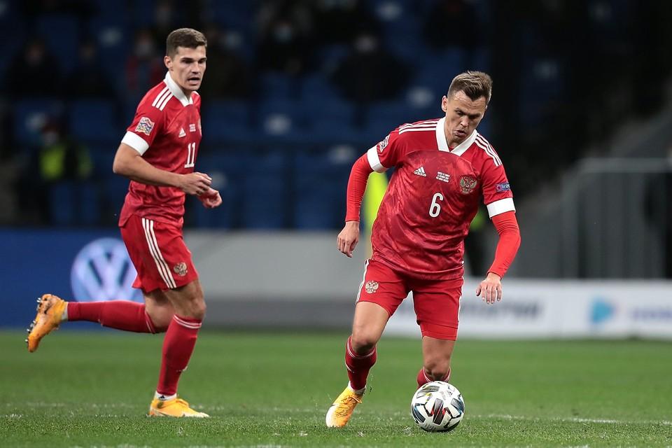 Россия проведет матч в Турции.
