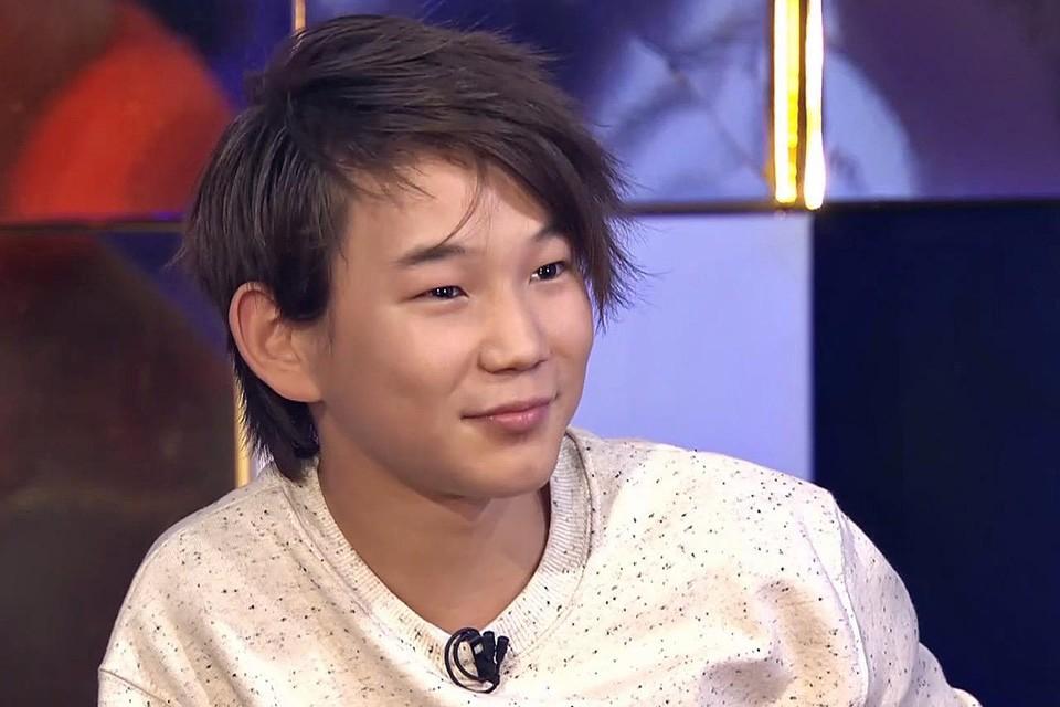 Денберел принимал участие в шоу «Ты — супер!» на НТВ в прошлом году и занял первое место