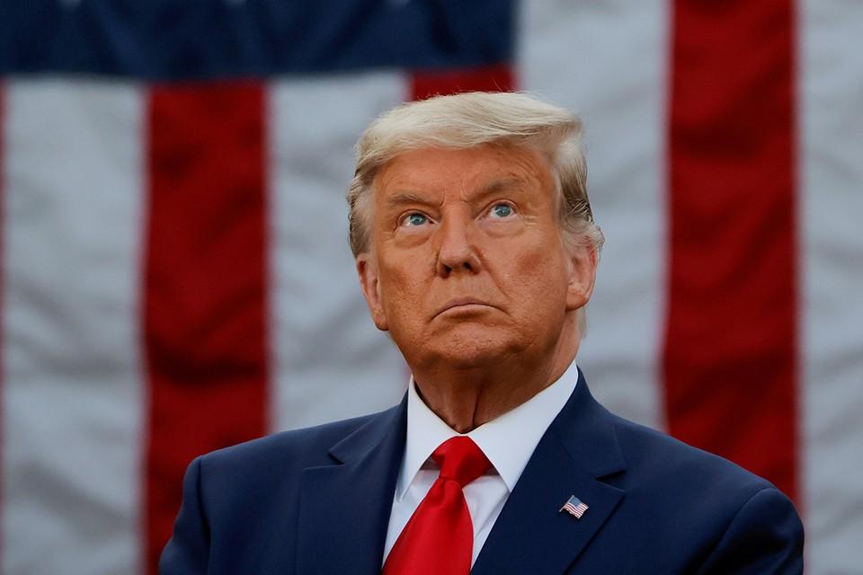 Интерес к персоне 45-го президента США действительно высок