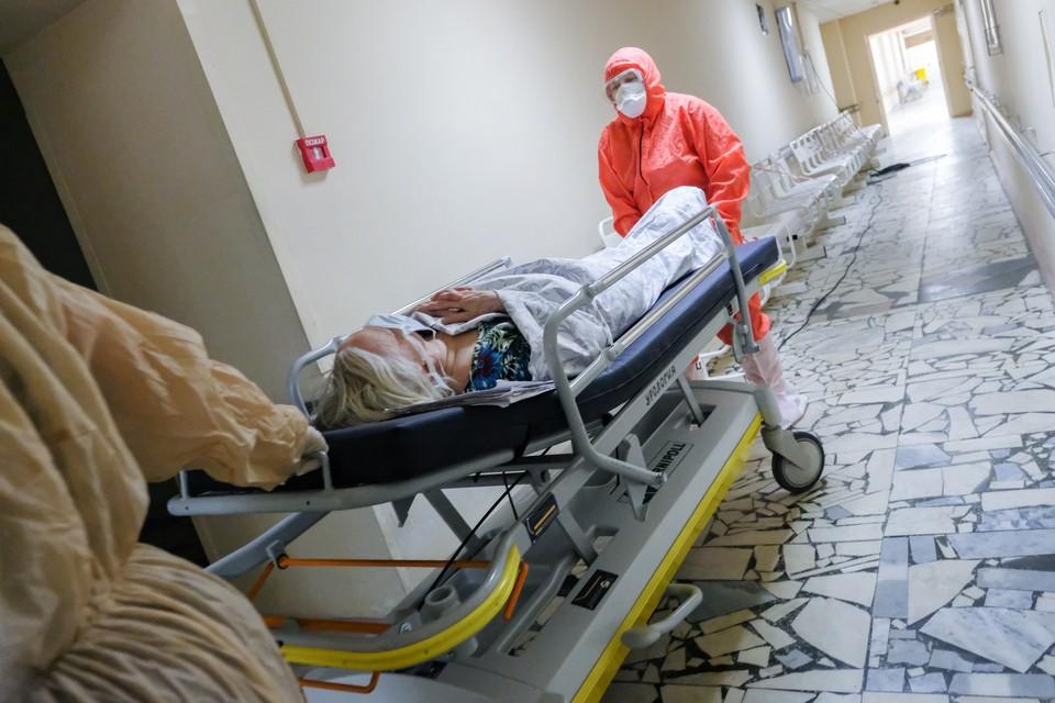 В региональном управлении Роспотребнадзора отмечают, что эпидемия уходит в районы.