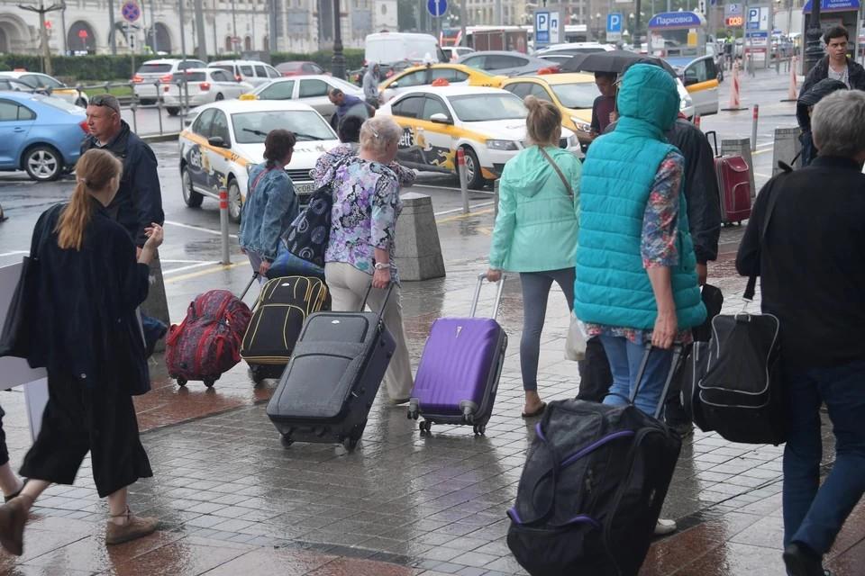 В Минтруде рассказали, в какие регионы чаще всего переезжают россияне