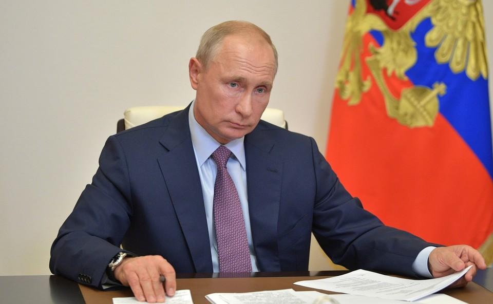 Путин внёс изменения в состав СПЧ.