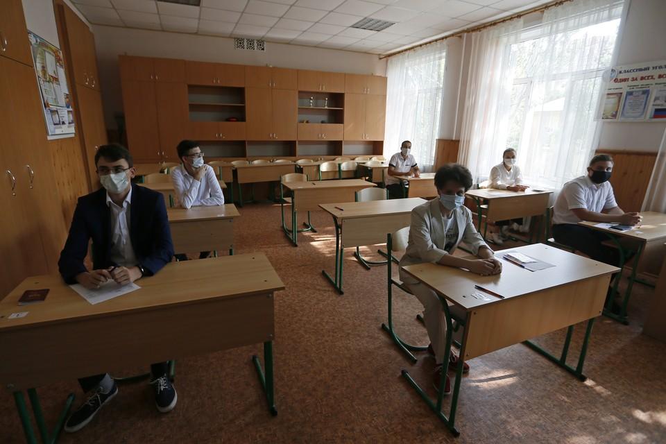 Из школы в Харькове полиция эвакуировала 380 человек из-за ядовитого вещества.