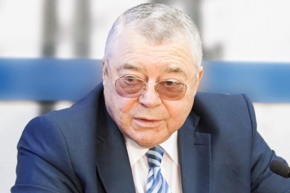 Председатель Общественной палаты ушел из жизни, когда ему было 67 лет. Фото: Официальный сайт Общественной палаты РК