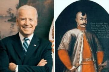 Правда ли, что новый президент США - потомок запорожского казака Байды