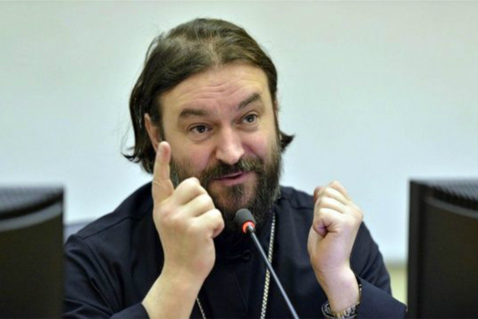 Протоиерей Андрей Ткачев. Фото: Личный архив