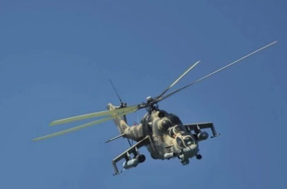 Президент Армении наградил членов экипажа сбитого Азербайджаном российского вертолета Ми-24