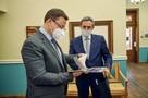 Губернатор Самарской области и ректор СамГУПС обсудили проекты вуза, которые должны помочь развитию транспорта в регионе