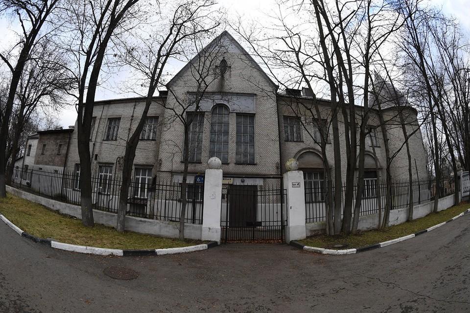Особняк Патрикеева в Космодемьянском