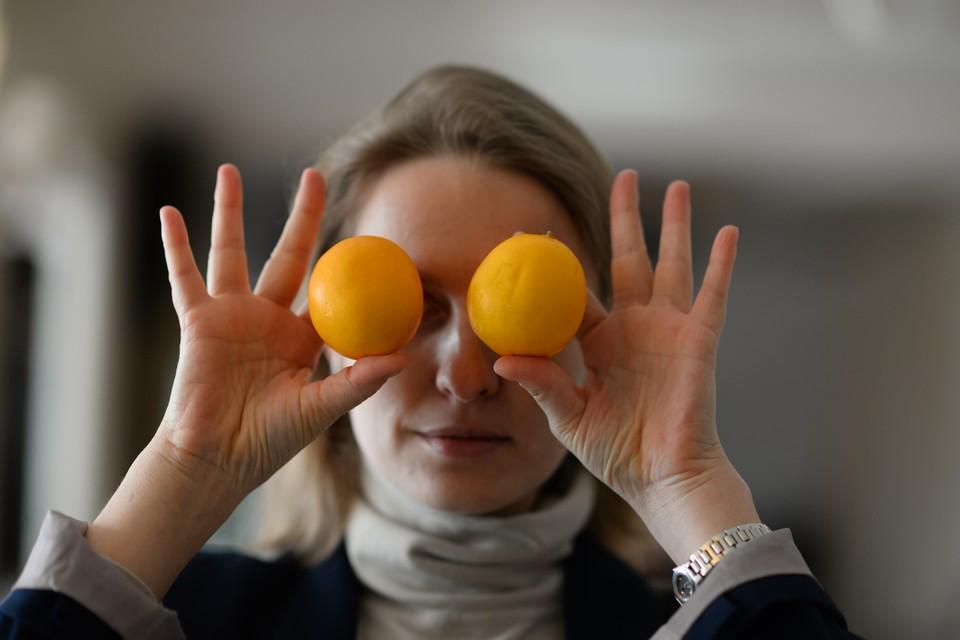 Лимоны - отличные источники витамина C.