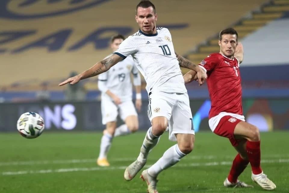 """""""Мы провалились, это позор"""": Джикия извинился на поражение в матче с Сербией"""