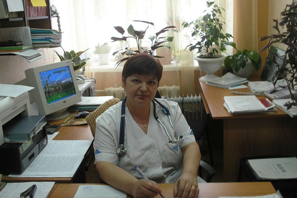 Васила Карамовна Нуриахметова.