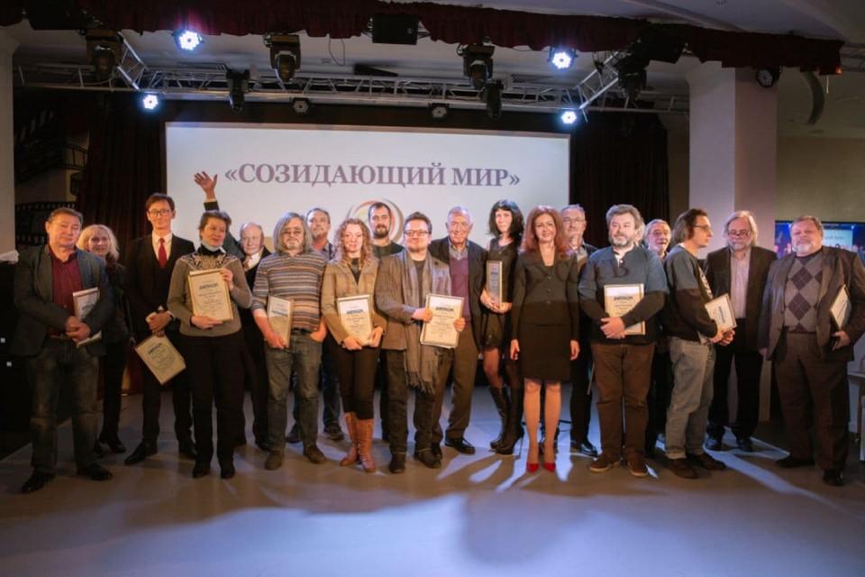 Финалистами первого сезона премии стали 12 человек. Фото предоставлено фондом «Созидающий мир».