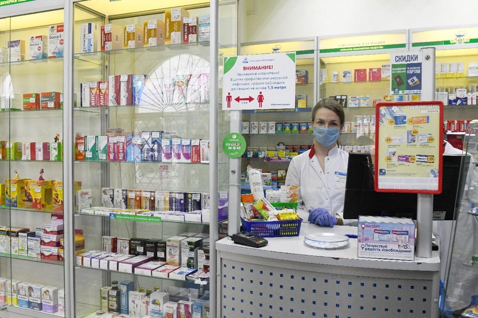В регионе отмечен рост заболевших сезонными вирусами, среди них гриппа нет. Фото: администрация Смоленской области.