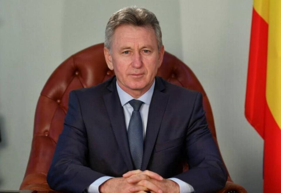 Виктор Мельников вновь приступил к работе. Фото: пресс-служба администрации Волгодонска