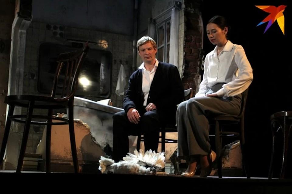 Спектакль Тверского ТЮЗа «Чайка» вошёл в лонг-лист «Золотой Маски».