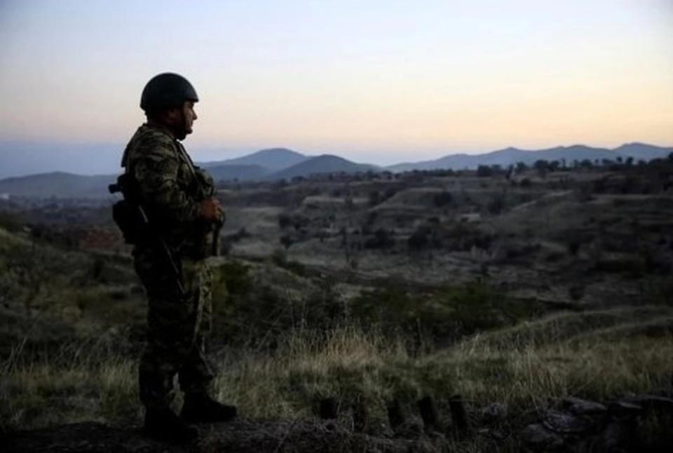 Российские миротворцы завершили развертывание в Нагорном Карабахе
