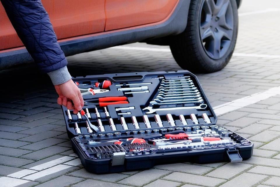 Лучшие наборы инструмента для автомобиля 2020
