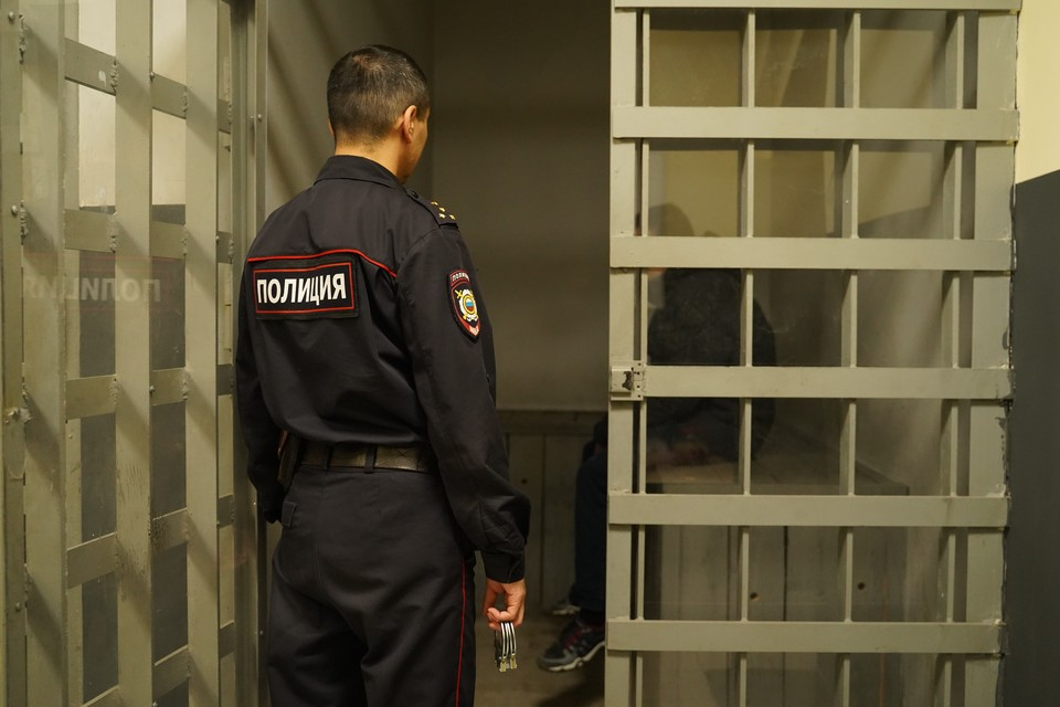 Женщину заключили под стражу