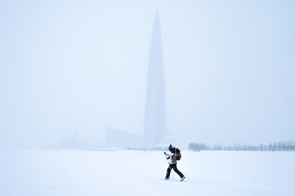 22 ноября в Петербурге ждут метель.