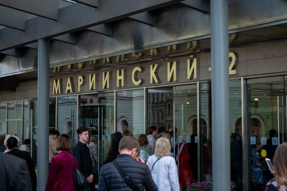 """Два спектакля Мариинки претендуют на """"Золотые Маски""""."""