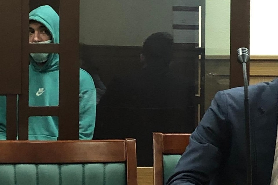 Суд отправил под арест мужчину, обвиняемого в попытке убийства 13-летнего пасынка. Фото: Объединенная пресс-служба судов СПб.