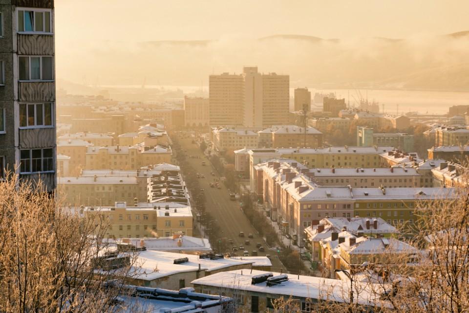 Слишком теплая зима-2020 насолила съемочной группе сериала. Фото: правительство МО