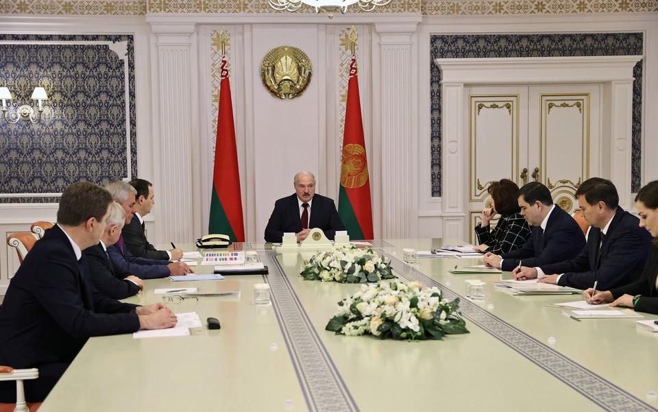 В конце недели Александр Лукашенко произвел ряд кадровых перестановок.