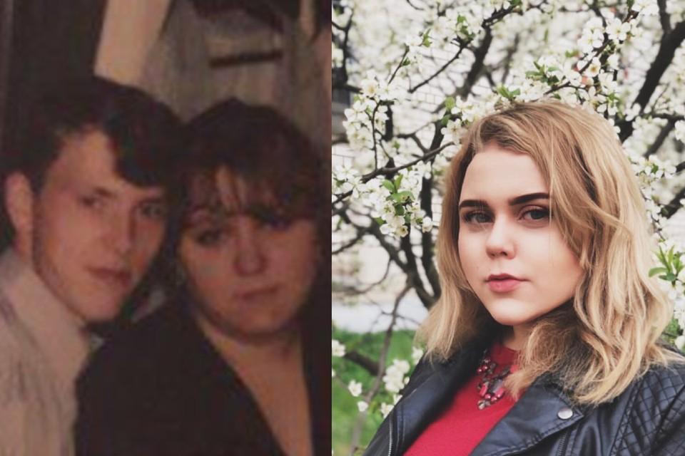 Дарья не видела отца уже 18 лет и ждет хотя бы весточки. Фото: личный архив