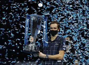 Даниил Медведев взял главный титул в карьере