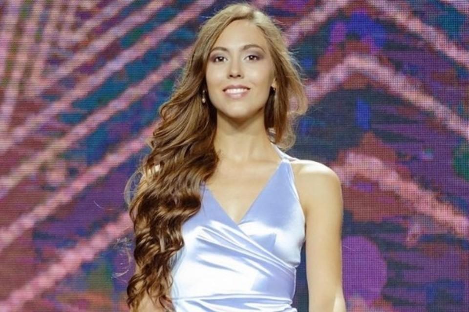 Красноярка Дарья Губанова поедет на международный конкурс Фото: instagram