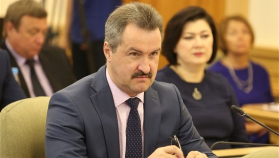 В областной Думе Виктор Воробьев представлял интересы жителей ЗАТО Северск.