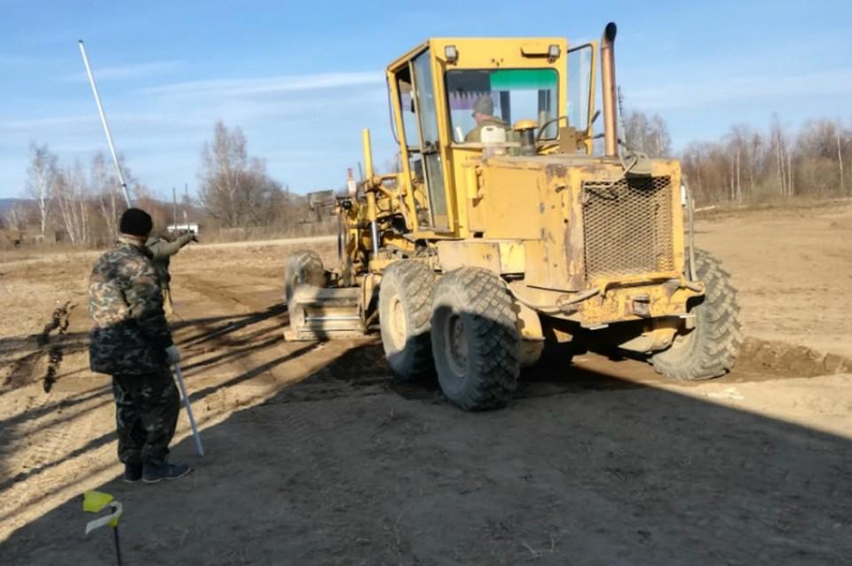 Под Хабаровском построят новую пожарную часть ФОТО: Администрация Хабаровского района