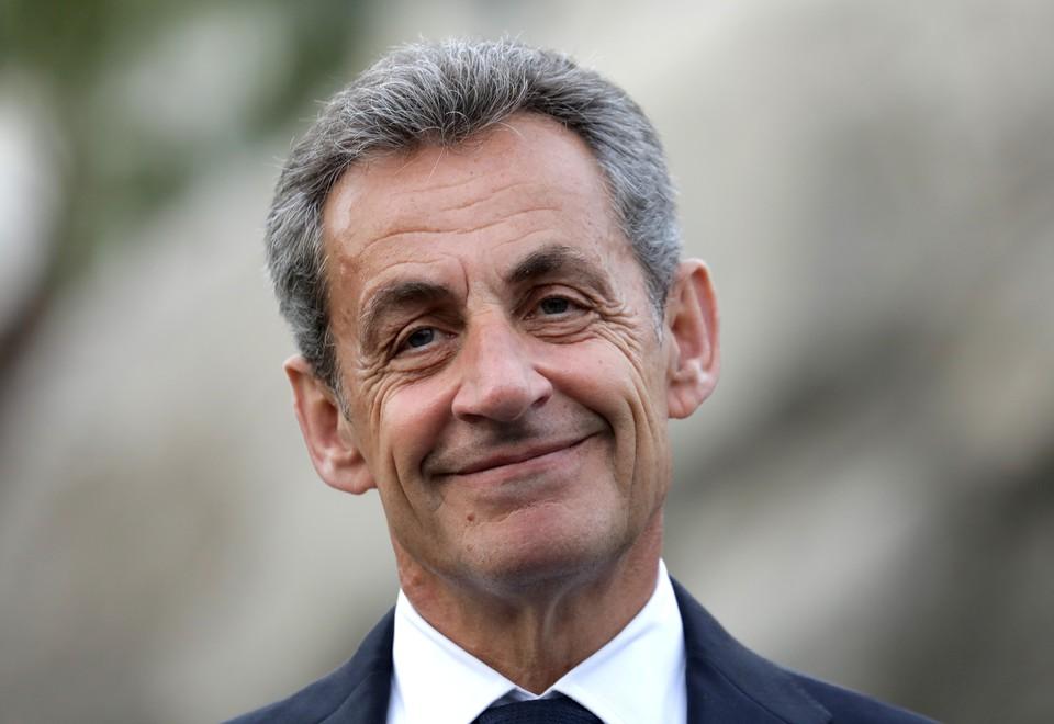Во Франции судят экс-президента Николя Саркози
