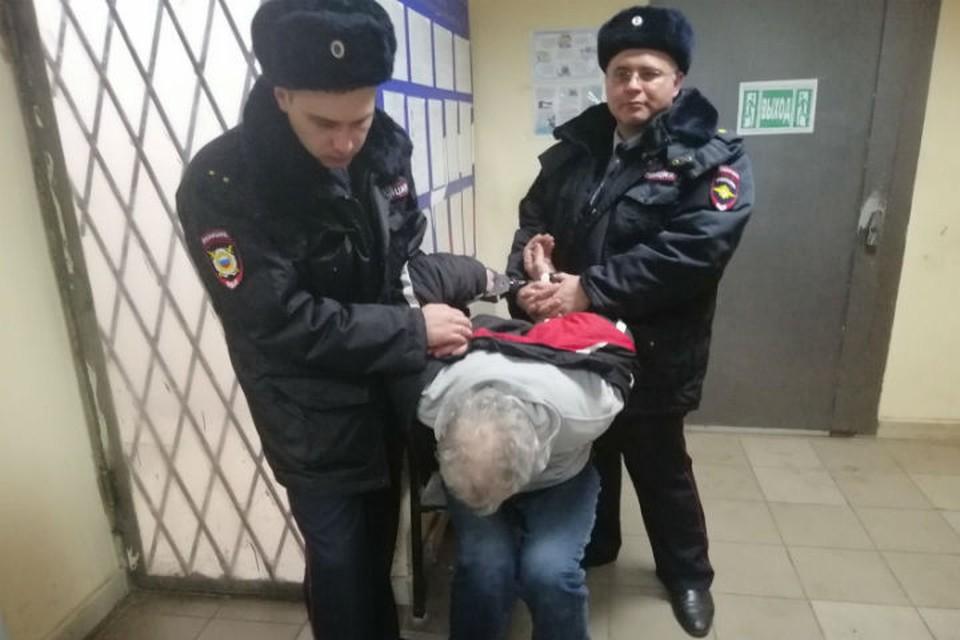 Подозреваемого в надругательствах над девочкой задержали. ФОТО: УМВД по Ивановской области