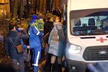 Стало известно о состоянии шестерых детей, захваченных в заложники отцом в Колпино