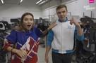 Ведущая «Орла и решки» Регина Тодоренко в Перми целовалась с роботом