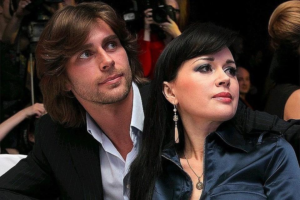Петр Чернышев и Анастасия Заворотнюк.