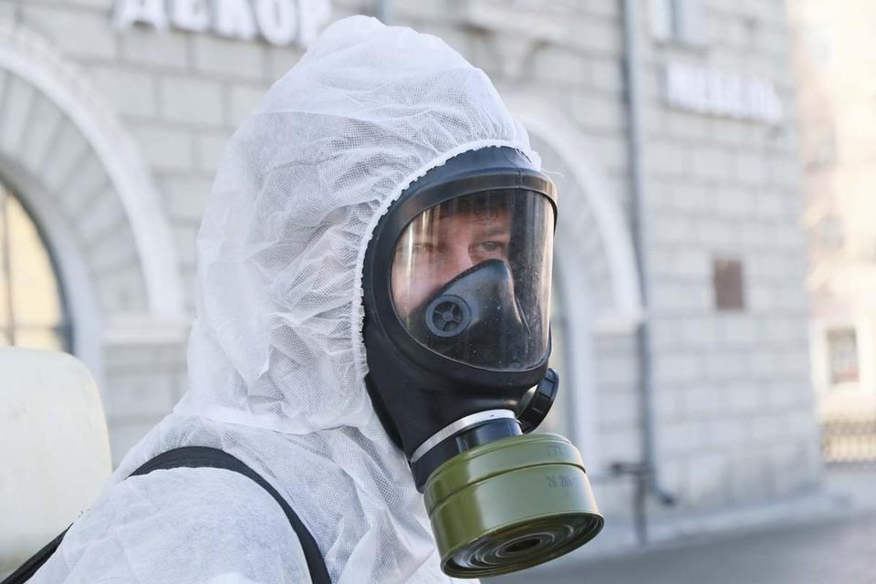 В Алтайском крае подтверждено более 25 тысяч случаев заражения коронавирусом