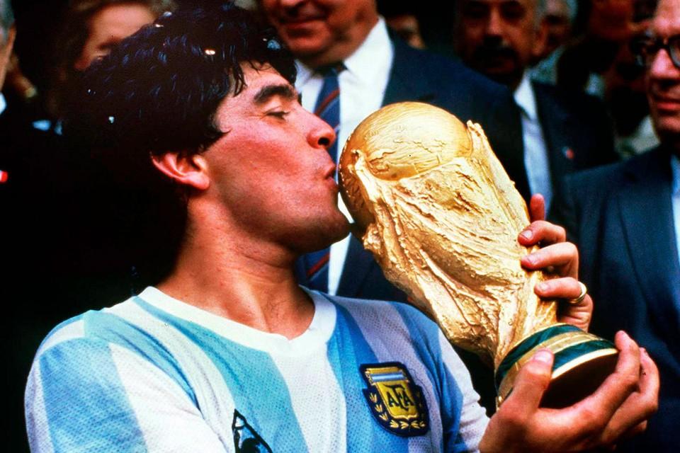 В Аргентине объявлен трехдневный траур в связи со смертью Диего Марадоны